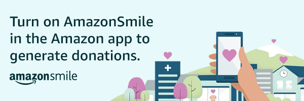 Amazon Smile on Amazon App