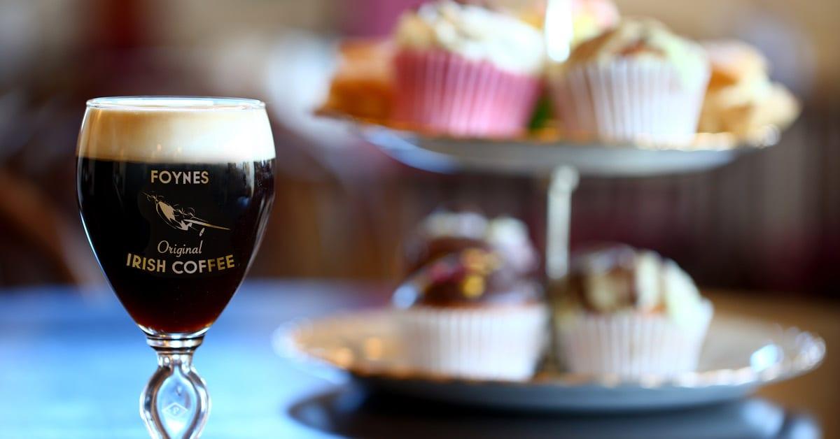 Foynes Irish Coffee