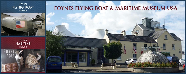 Foynes Flying Boat & Maritime Museum USA