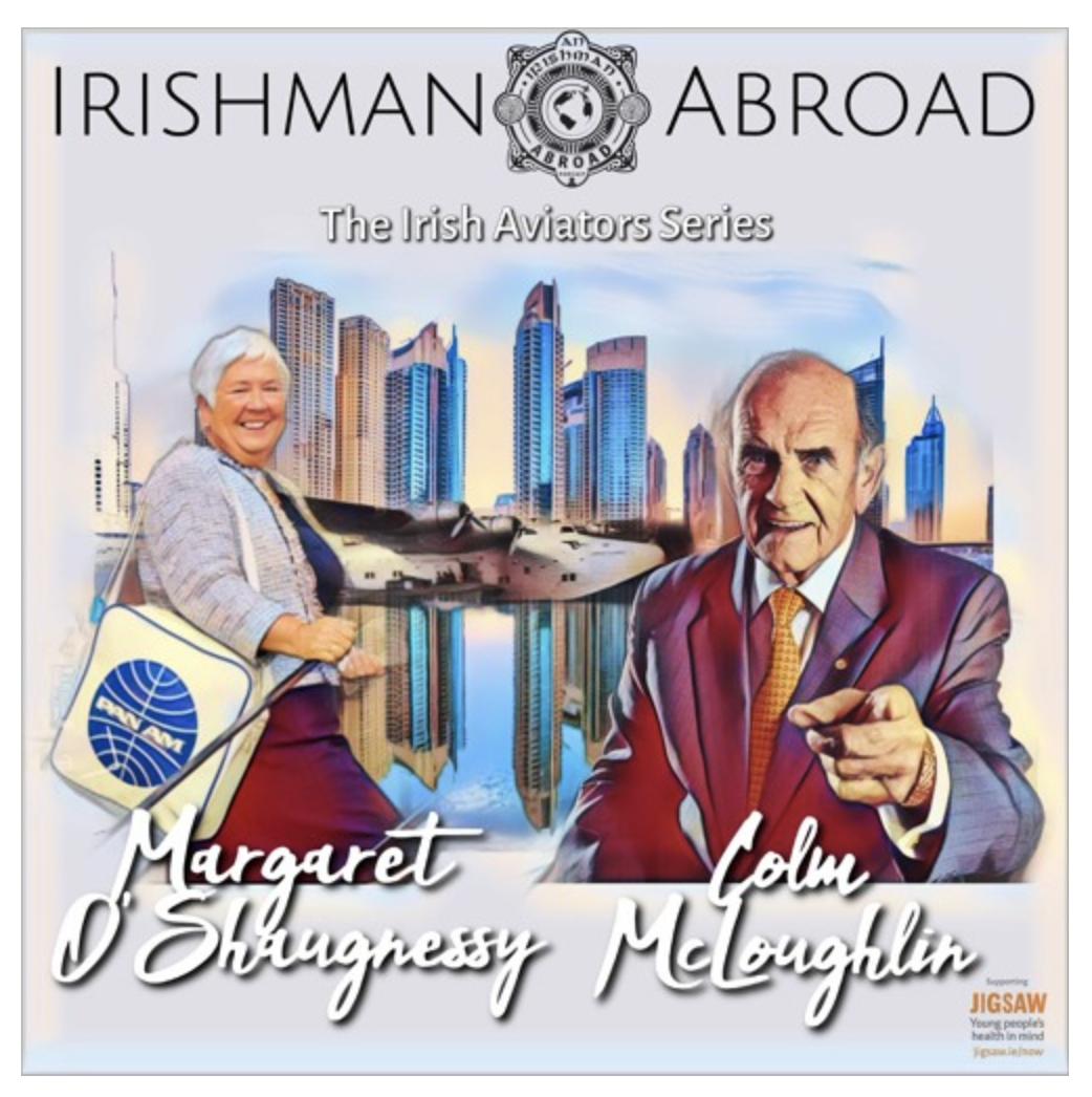 Irishman Abroad Podcast