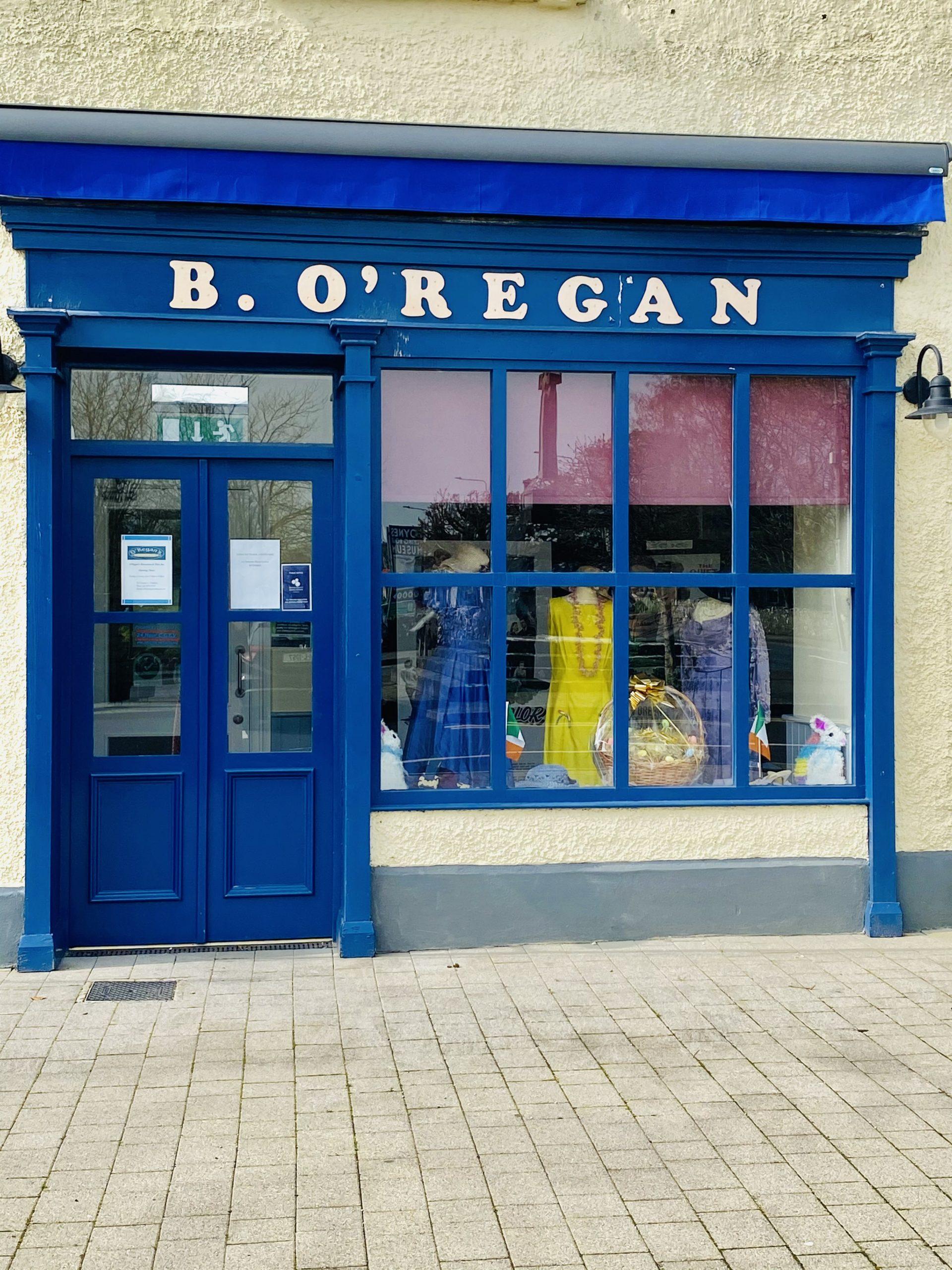 Brendan O'Regan Restaurant